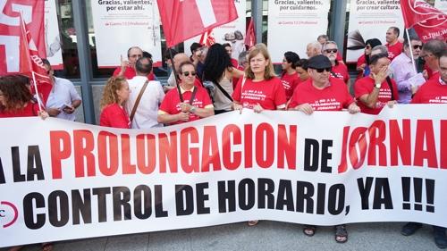 UGT en Banco de Santander, Popular y Pastor dice no a la prolongación de jornada