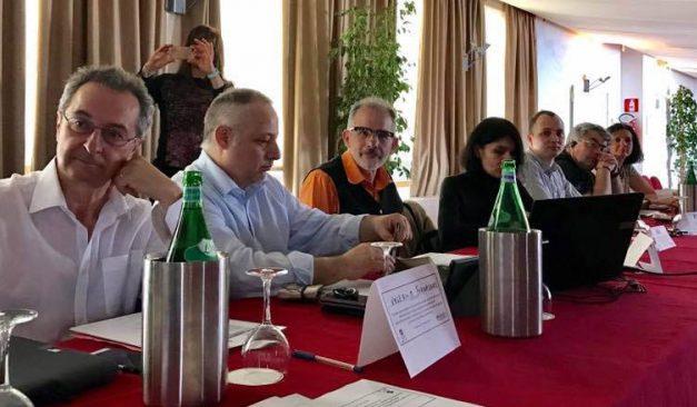 Sindicatos europeos del sector financiero se reúnen en Palermo