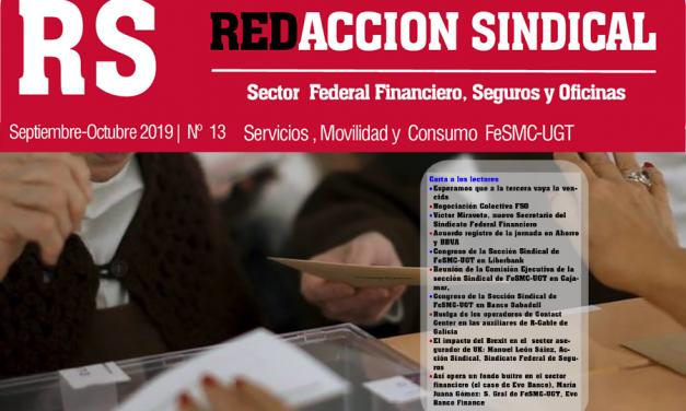 Redacción Sindical FSO n º13
