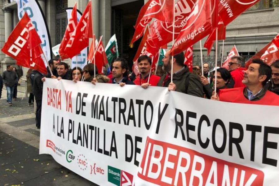 Cerrado el proceso de negociación sin acuerdo en Liberbank