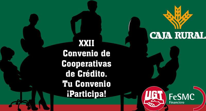 Sin consideración de la patronal de Cooperativas de Crédito a las propuestas sindicales de avances en el convenio
