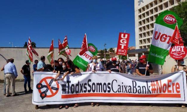 """La Dirección de Caixabank insiste en """"aplastar"""" a la plantilla"""